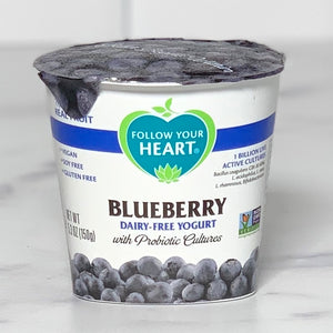 Load image into Gallery viewer, Vegan Blueberry Yogurt (5.3 oz)