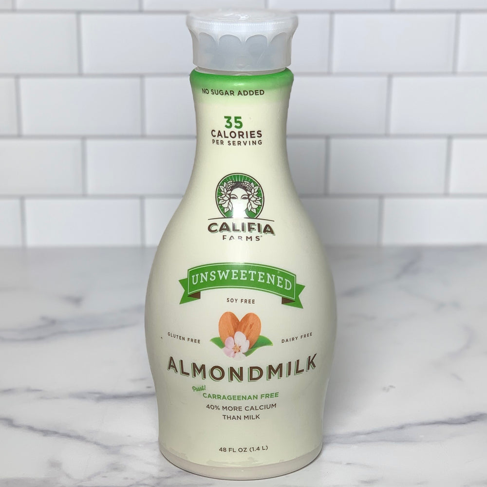Load image into Gallery viewer, Almond Milk, Unsweetened (48 oz)