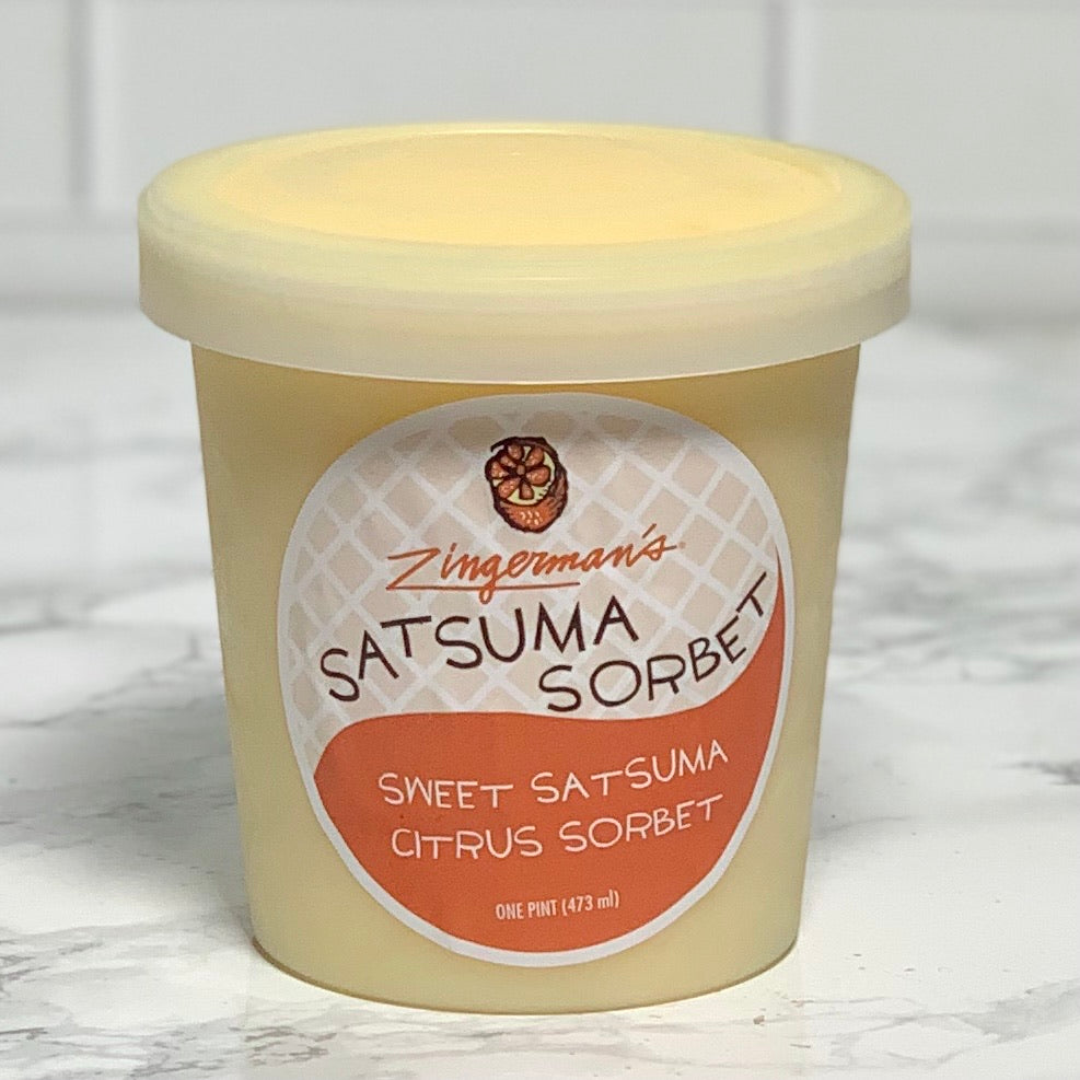 Load image into Gallery viewer, Satsuma Sorbet (Pint)