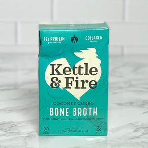 Load image into Gallery viewer, Coconut Curry Bone Broth (16.9 oz)