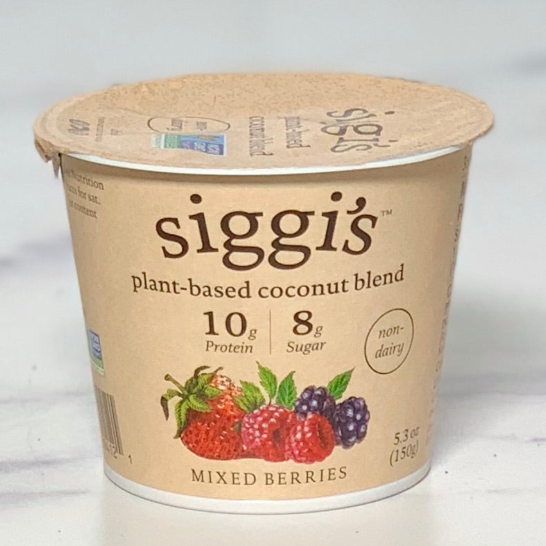Load image into Gallery viewer, Vegan Mixed Berry Yogurt (5.3 oz)