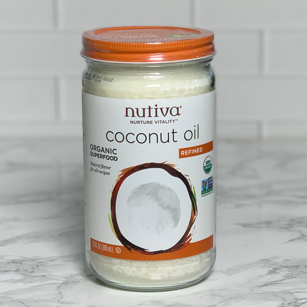 Organic Refined Coconut Oil (Various Sizes)