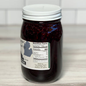 Load image into Gallery viewer, Blackberry Jam (20 oz)