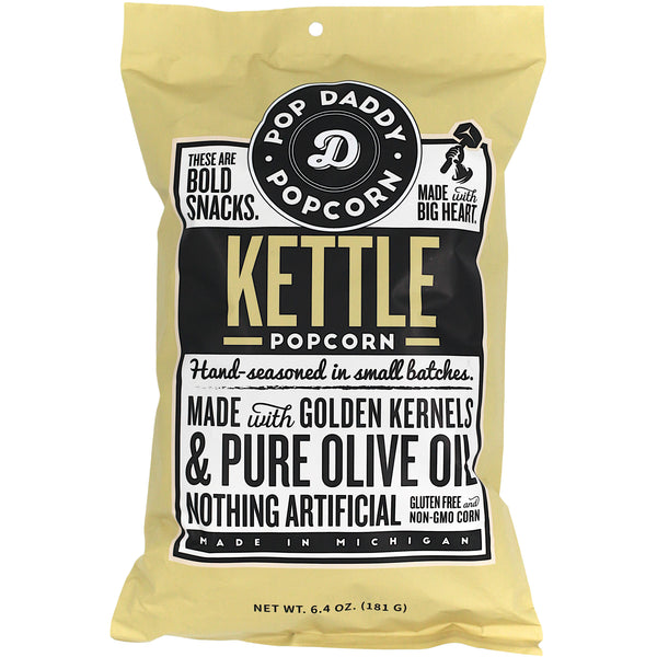 Kettle Corn (6.4 oz)