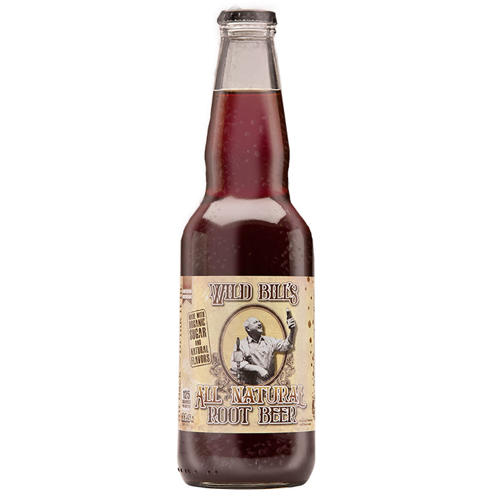 All-Natural Root Beer, Organically Sweetened (12 oz)