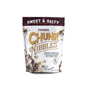 Load image into Gallery viewer, Chunk Nibbles, S'mores (6.5 oz)