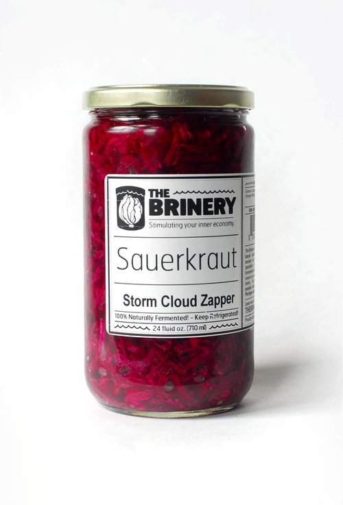 Sauerkraut - Storm Cloud Zapper