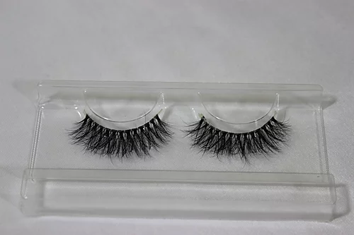 """FANCY"" lashes"