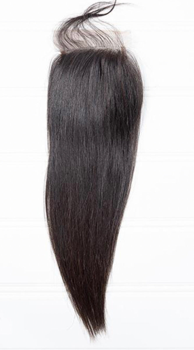 Mink Straight Lace Closure