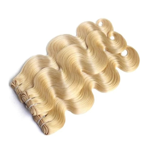 Raw 613 Blonde Hair Extensions