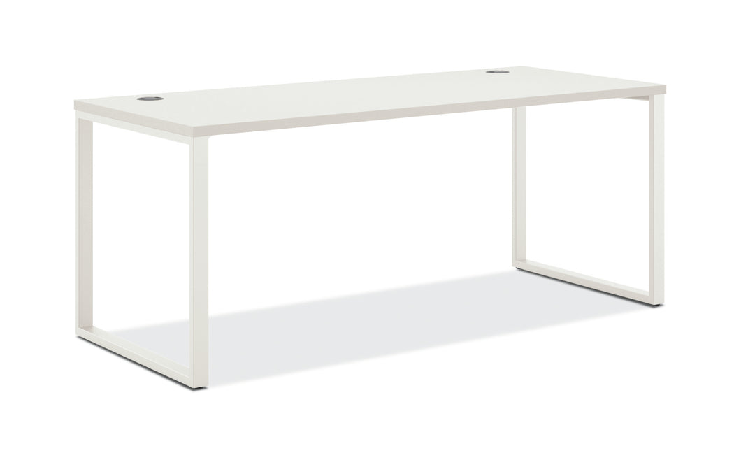 VOI Rectangle Desk with O-Leg, 30