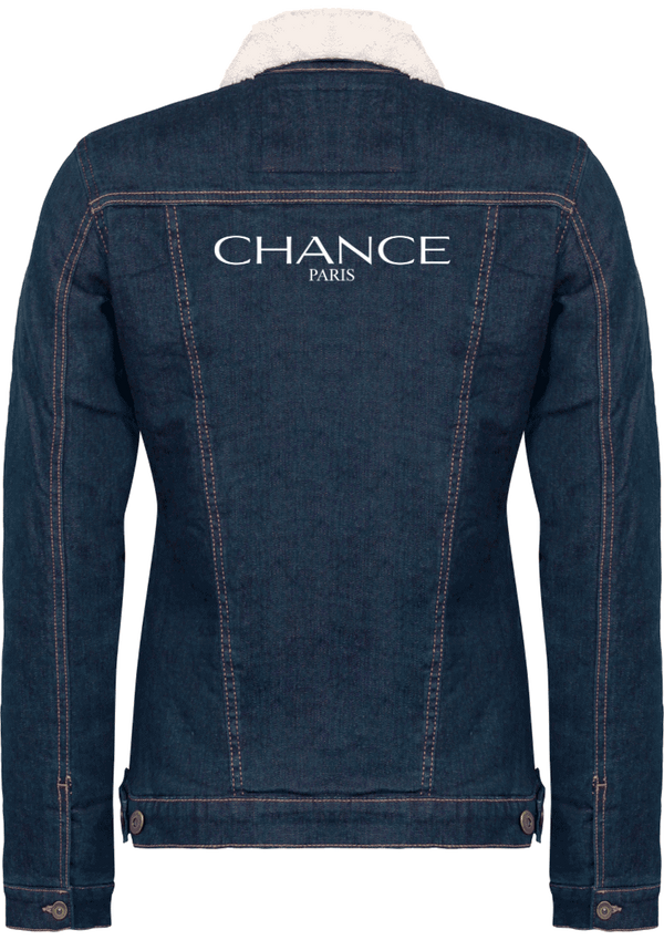 Chance Paris Women Demin Jacket