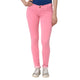 Studio Nexx Women's Pink Slim Fit Jeans