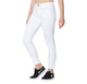 Studio Nexx Women's White Slim Fit Jeans