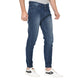 Studio Nexx Men's Dark Blue Slim Fit Denim Jogger