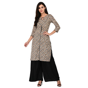 Studio Nexx Women Cotton Printed Casual Kurti