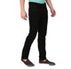Studio Nexx Men's Black Slim Fit Jeans