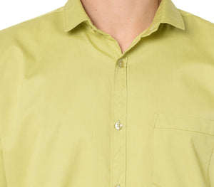 Studio Nexx Men's Cotton Casual Shirt