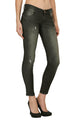 Studio Nexx Women's Grey Slim Fit Jeans