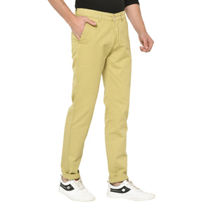 Studio Nexx Men's Cotton Chinos Trouser