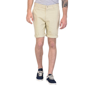 Studio Nexx Men Cotton Chinos Shorts