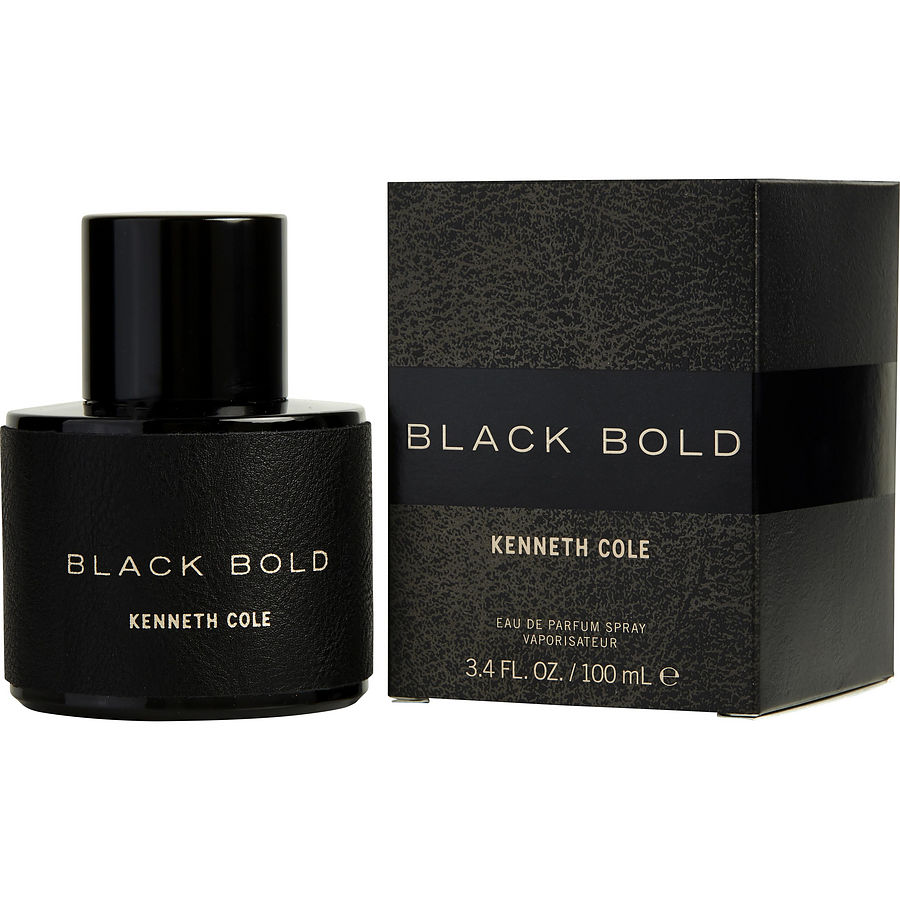 Kenneth Cole Black Bold Eau De Parfum Spray