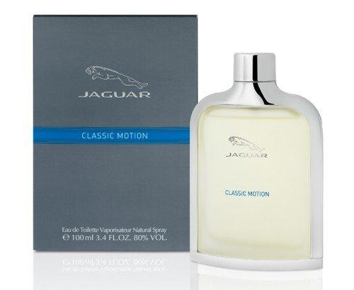 Jaguar Classic Motion Eau De Toilette Spray - Prestige Fragrance