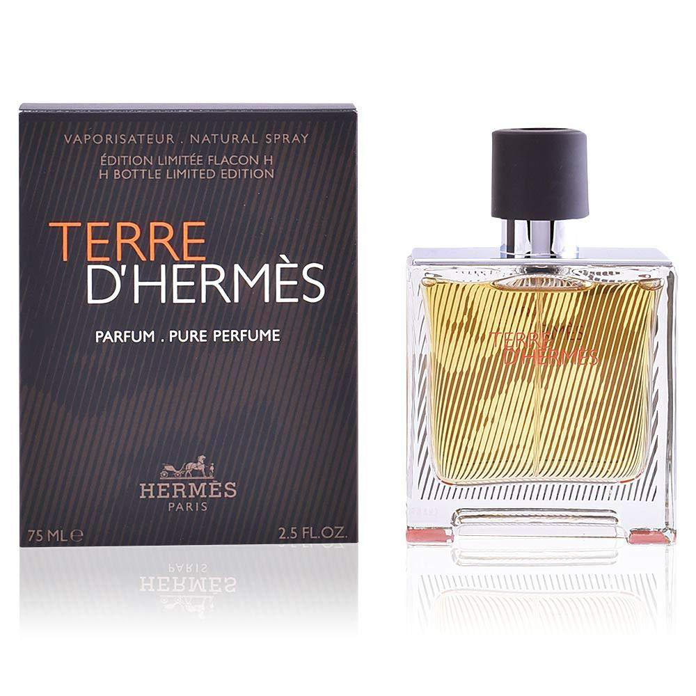 Terre D'hermes Pure Perfume Spray (Limited Edition 2019) - Prestige Fragrance