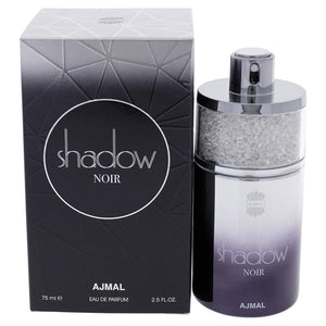 Ajmal Shadow Noir Eau De Parfum Spray - Prestige Fragrance