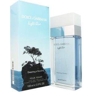 Light Blue Dreaming In Portofino Eau De Toilette Spray - Prestige Fragrance
