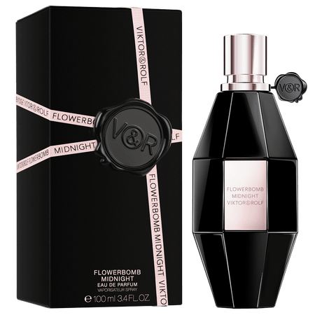 Flowerbomb Midnight EDP Spray - Prestige Fragrance