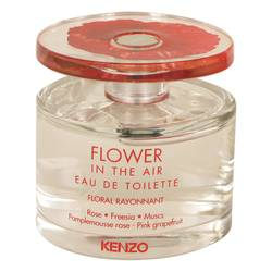 Kenzo Flower In The Air Eau De Toilette Spray (Tester)