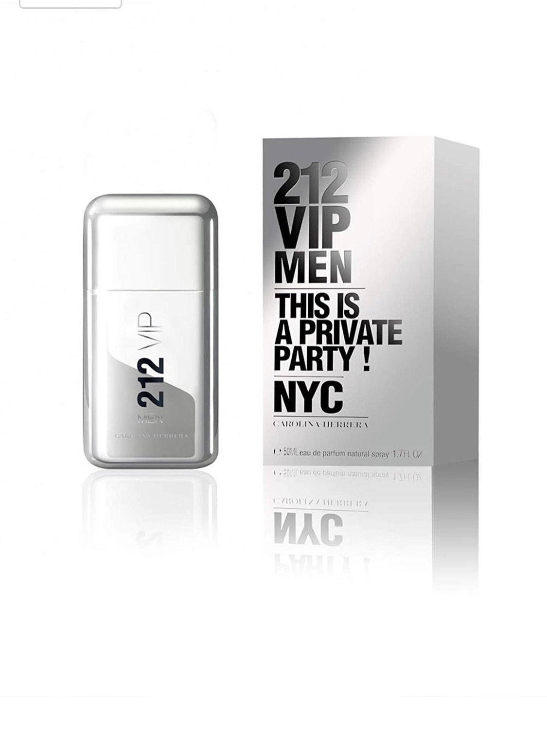 212 Vip Eau De Toilette Spray - Prestige Fragrance