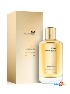 Mancera Intensitive Aoud Gold Eau De Parfum Spray (Unisex)