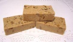 MAPLE AND PECAN FUDGE