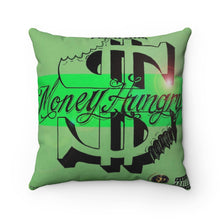 Load image into Gallery viewer, Pelaiah16 - Money Hungry Pillow