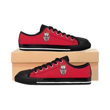 Load image into Gallery viewer, OFTB 1st Ed . Red Men's Sneakers