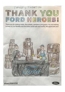 Thank You Ford Heroes
