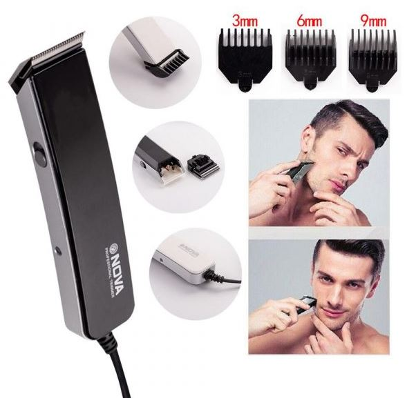 Electric Hair Clippers Rechargeable Trimmers