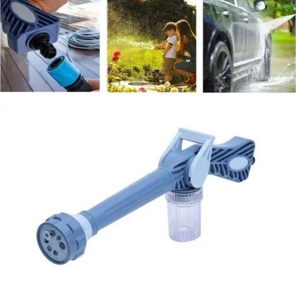 8 In 1 High Pressure Water Turbo Sprayer