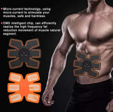 Smart Fitness Body Muscle Training Stimulator