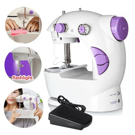 Mini Handheld Portable Electric Sewing Machine
