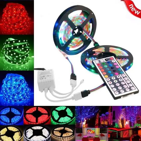 Magical LED Remote Control Strip Light