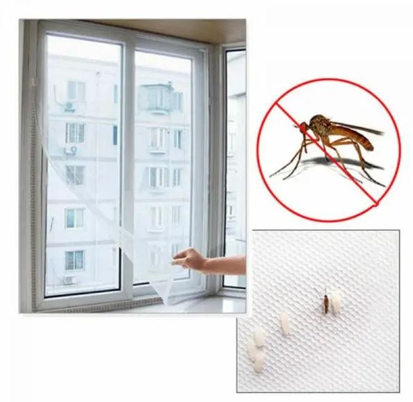 Mosquito Net Curtain Protector Anti-Insect Fly Anti-Mosquito Window
