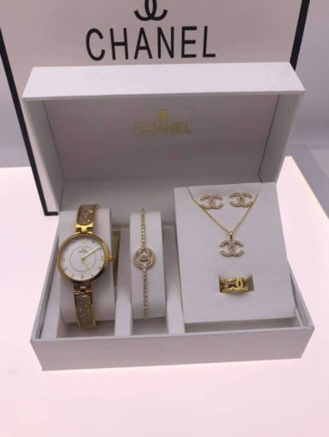 Chanel Watch Set 6