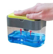 Load image into Gallery viewer, Smart Liquid Soap Dishwashing Dispenser