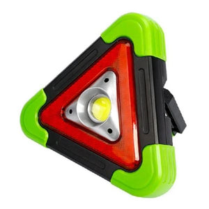 Triangle Warning Sign Triangle Car LED Work light Road Safety