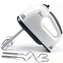 Load image into Gallery viewer, 7 Speed Electric Hand Eggbeater Mixer