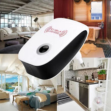 Load image into Gallery viewer, Electronic Mosquito Repellent Mouse Rats Spiders Cockroach Insect Killer Control