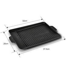Load image into Gallery viewer, Charcoal Grill Box Garden Party Outdoor Picnic